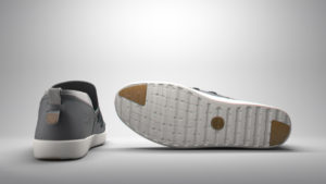 Timberland 3D shoe model