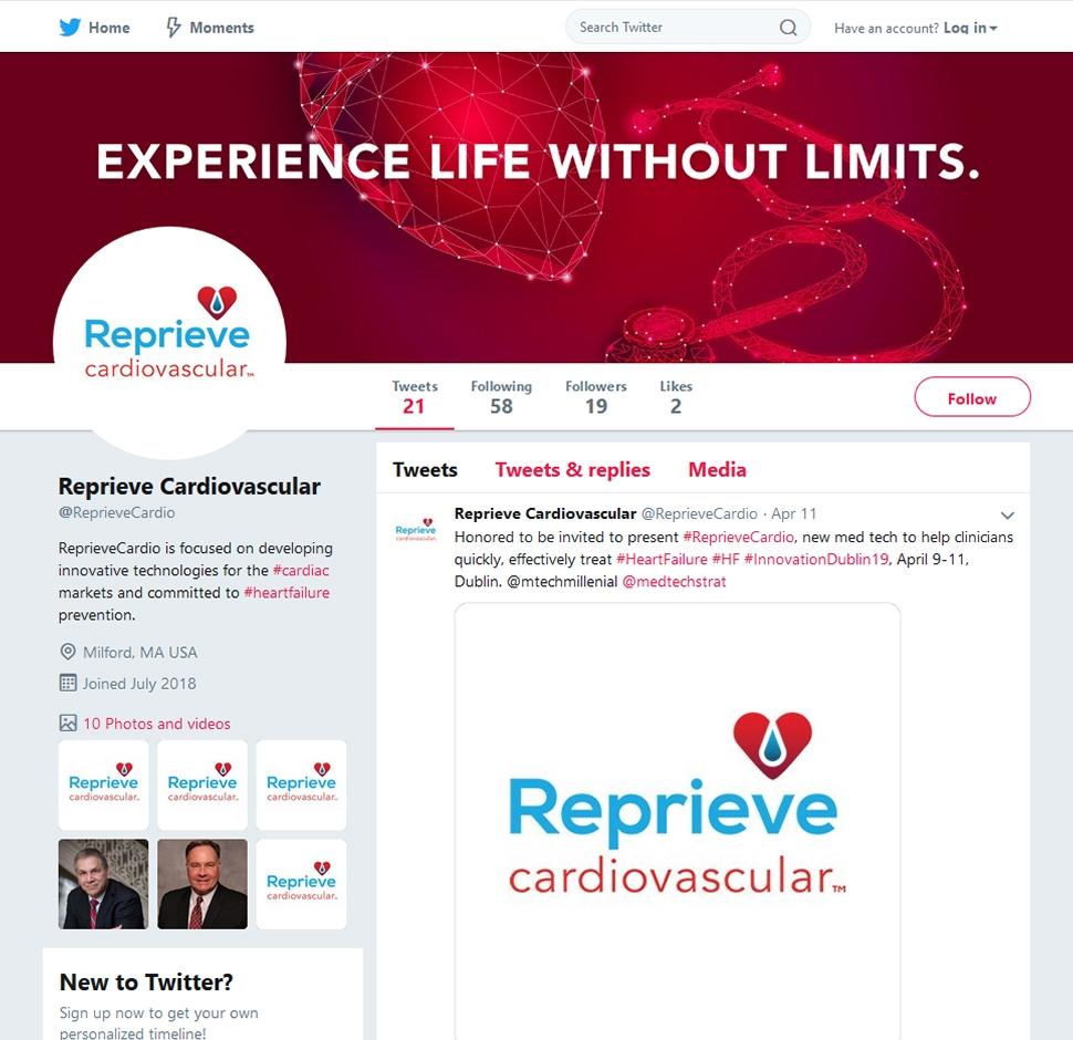 +Twitter Header Design